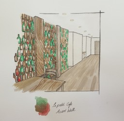 ST. JAMES PLACE REDESIGN (SPRING 2016)