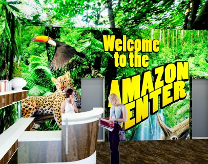 THE AMAZON CENTER