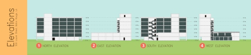 Elevations - RESIDE ACADEMY (FALL 2016-SPRING 2017)
